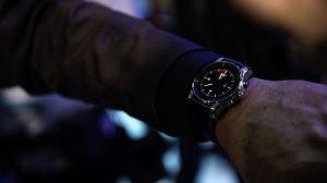 Audi's webOS-Smartwatch